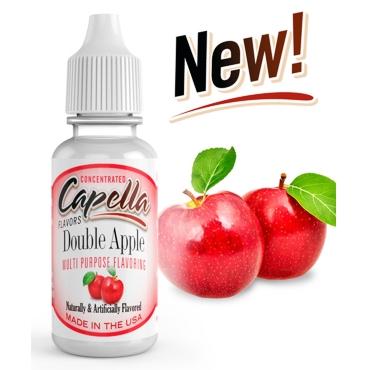 4834 - Άρωμα Capella Double Apple 13ml (διπλό μήλο)