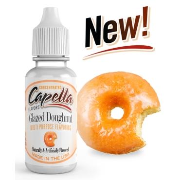 4840 - Άρωμα Capella Glazed Doughnut 13ml (γλασαριστό ντόνατ)