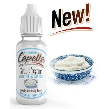 4842 - Άρωμα Capella Greek Yogurt 13ml (ελληνικό γιαούρτι)