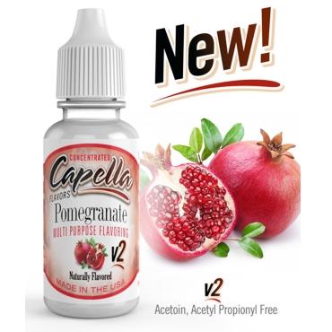 4859 - Άρωμα Capella Pomegranate v2 13ml (ρόδι)