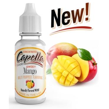 4867 - Άρωμα Capella Sweet Mango 13ml (mango)