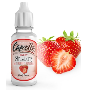 4868 - Άρωμα Capella Sweet Strawberry 13ml (φράουλα)