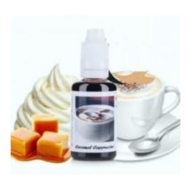 7284 - Άρωμα Chefs Flavors CARAMEL CAPPUCCINO 30ml (καπουτσίνο και καραμέλα)