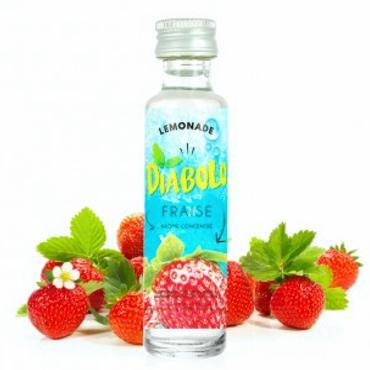 6789 - Άρωμα DIABOLO FRAISE 20ml (φράουλα)