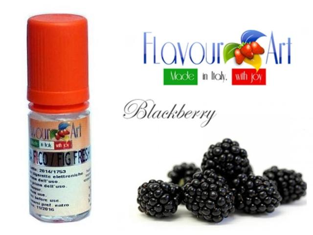 Άρωμα Flavour Art BLACKBERRY (Βατόμουρο) 10ml
