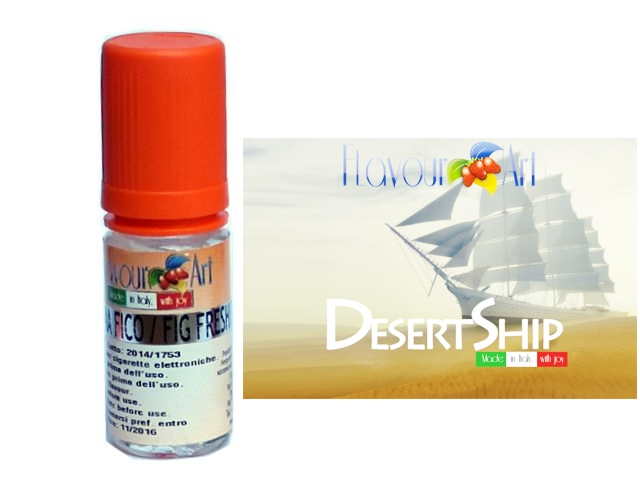 3503 - Άρωμα Flavour Art DESERT SHIP BLEND (καπνικό) 10ml