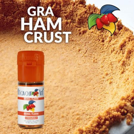 9142 - Άρωμα Flavour Art MAGNIFICI7 GRAHAM CRUST (κράκερ Γκράχαμ) 10ml