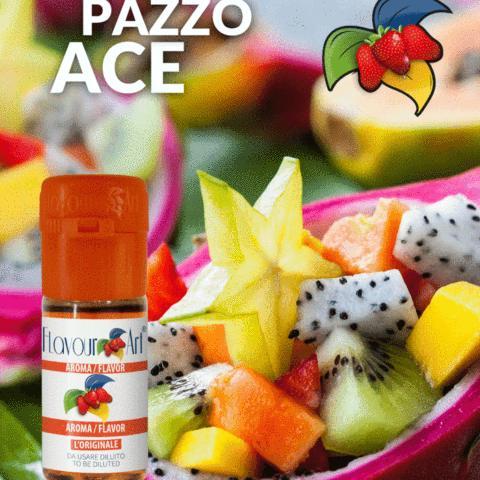 9137 - Άρωμα Flavour Art PAZZO ACE (τροπικά φρούτα) 10ml