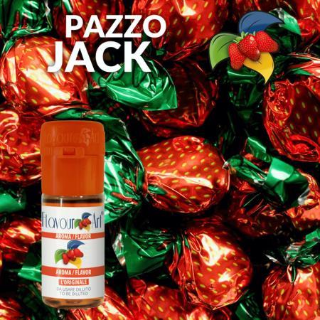 9143 - Άρωμα Flavour Art - PAZZO JACK 10ml (καραμέλα φράουλα)