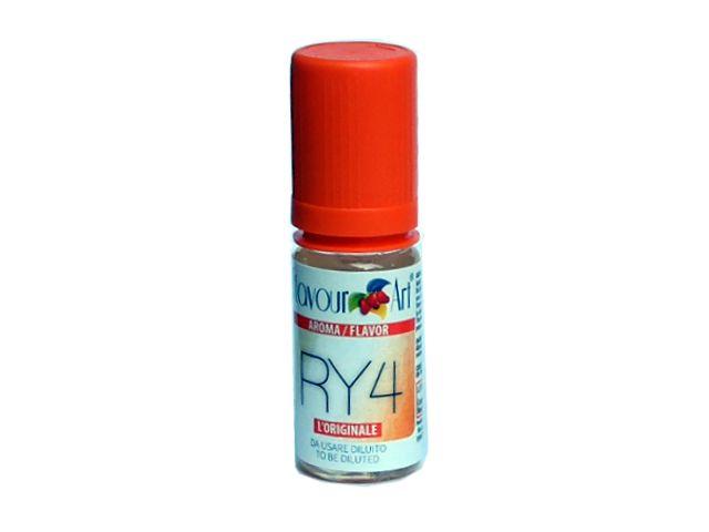 Άρωμα Flavour Art RY4 10ml (καπνικό με καραμέλα και βανίλια )