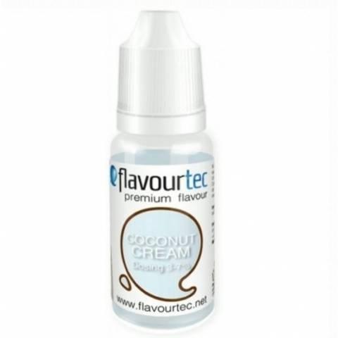 8586 - Άρωμα Flavourtec COCONUT CREAM 10ml (καρύδα και κρέμα)