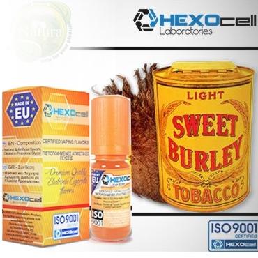 4362 - Άρωμα Hexocell BURLEY 10ml (καπνικό)