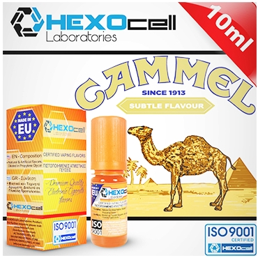 Άρωμα Hexocell CAMMTEL FLAVOUR (καπνικό) 10ml