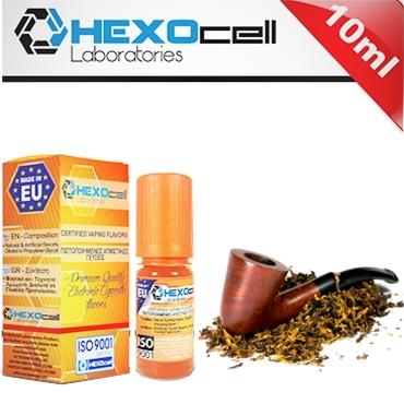 4705 - Άρωμα Hexocell CAPTAINS PIPE (καπνός πίπας) 10ml