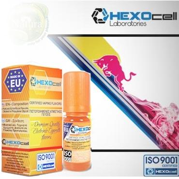 Άρωμα Hexocell ENERGY DRINK 10ml (ενεργειακό ποτό)