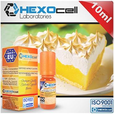 Άρωμα Hexocell FRENCH LEMONPIE 10ml (πίτα με λεμόνι)