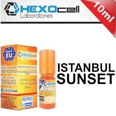 4726 - Άρωμα Hexocell ISTANBUL SUNSET (καπνικό μπασμάς) 10ml
