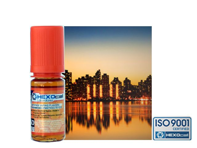 Άρωμα Hexocell MANHATTAN FLAVOUR 10ml (καπνικό)