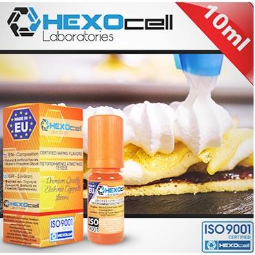 4478 - Άρωμα Hexocell MANI PULITE (τούρτα με φρούτα και σαντιγί) 10ml