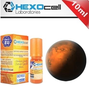 4732 - Άρωμα Hexocell RED AS MARS (σταφύλια μούρα γλυκάνισος μέντα) 10ml