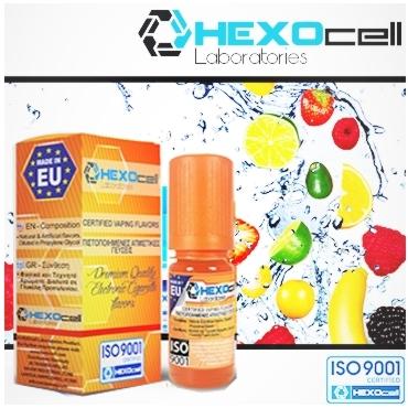Άρωμα Hexocell Sunrise Fantasy 10 ml (διάφορα φρούτα)