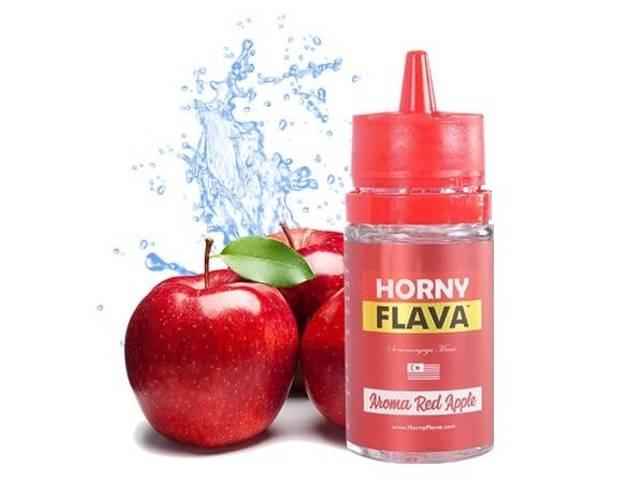 9441 - Άρωμα Horny Flava RED APPLE 30ml (κόκκινο μήλο)