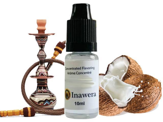 6429 - Άρωμα inawera SHISHA COCONUT 10ml (καπνικό ναργιλέ καρύδα)