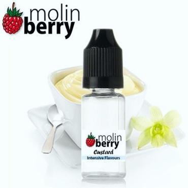 6294 - Άρωμα MolinBerry CUSTARD 10ml (κρέμα)