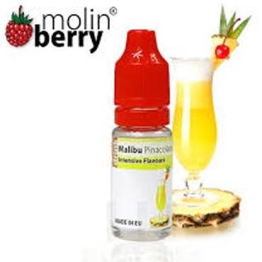 6357 - Άρωμα MolinBerry MALIBU PINACOLADA 10ml (κοκτέιλ)