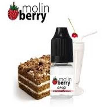 6361 - Άρωμα MolinBerry OMG 10ml (κέικ με βανίλια, κρέμα και κακάο)