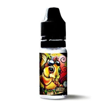 3767 - Άρωμα REVOLUTE High End GREEDY SCRACH Flavour 10ml (πραλίνα, φουντουκιού & κέικ βουτύρου)