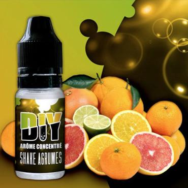 5283 - Άρωμα REVOLUTE SHAKE AGRUMES Flavour 10ml (εσπεριδοειδή)