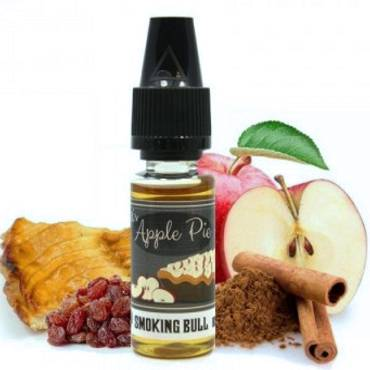 5304 - Άρωμα Smoking Bull IT IS APPLE PIE TIME 10ml (μηλόπιτα)