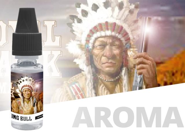 4585 - Άρωμα Smoking Bull ROYAL HAWK 10ml (φράουλα, τσιχλόφουσκα, παγωτό κρέμα)