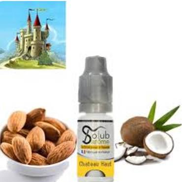 6216 - Άρωμα Solub Arome CHATEAU HAUT 10ml (καρύδα και αμύγδαλα)