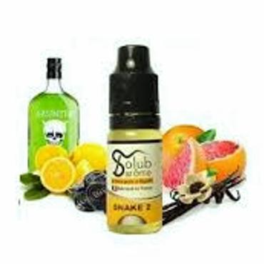 6634 - Άρωμα Solub Arome SNAKE V2 10ml (αψέντι,λεμόνι και φράουλα)