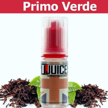 Άρωμα T-Juice PRIMO VERDE 30ml (καπνικό VIRGINIA)