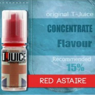 5840 - Άρωμα T-Juice RED ASTAIRE 10ml (φράουλα βατόμουρο κ μέντα)