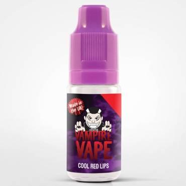 5771 - Άρωμα Vampire Vape Uk COOL RED LIPS 30ml (κόκκινα μούρα κεράσι & μέντα)