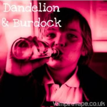 5781 - Άρωμα Vampire Vape Uk D & B Dandelion & Burdock 30ml (ανθρακούχο ποτό με πικραλίδα)