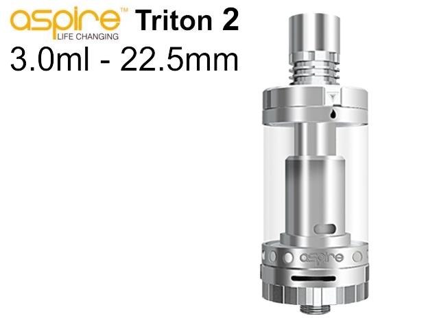 3201 - Aspire TRITON 2 ατμοποιητής (3ml)