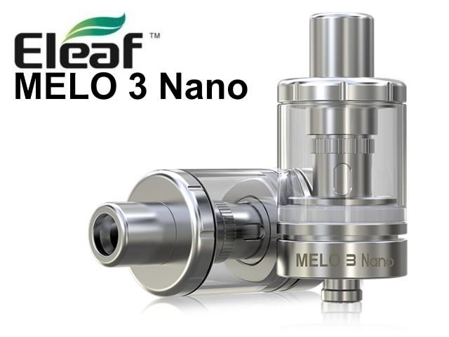 4612 - Ατμοποιητής MELO 3 Nano by Eleaf 2.0ml