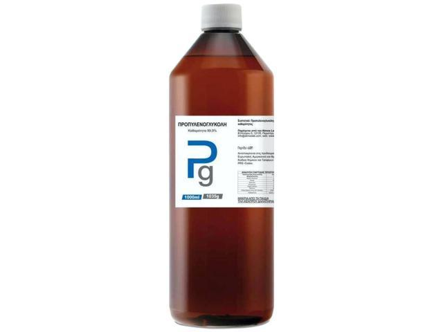 11652 - Βάση Atmos Lab Pure Base (PG) 0% νικοτίνη 1000ml