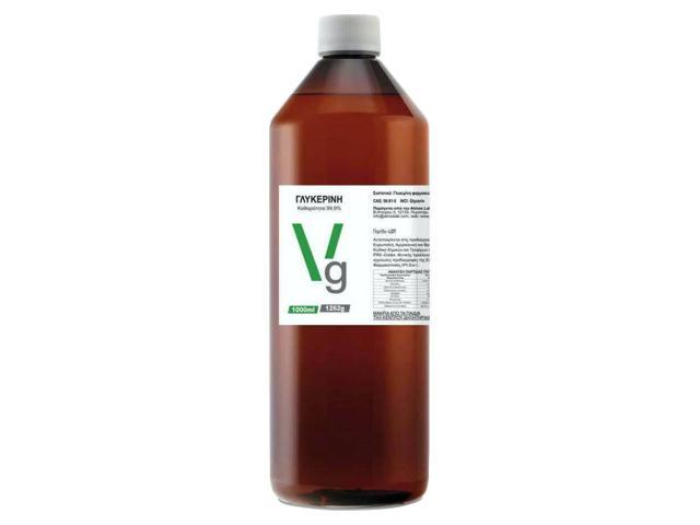 11653 - Βάση Atmos Lab Pure Base (VG) 0% νικοτίνη 1000ml
