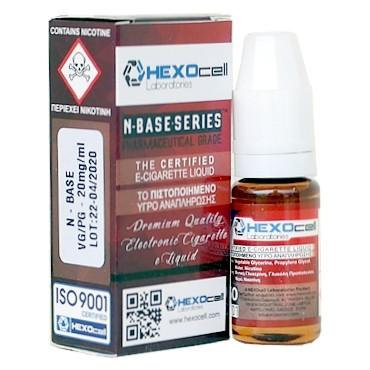 5853 - Βάση Hexocell nbase high vg 90/10 VG/PG 10ml 20mg