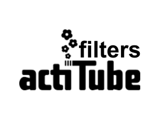 Φιλτράκια actiTube ενεργού άνθρακα