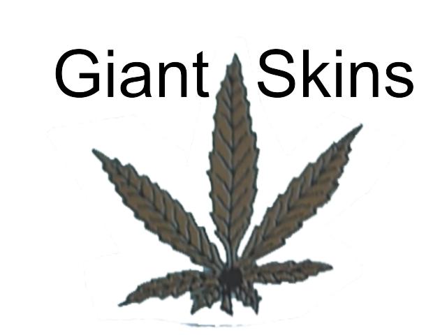 Χαρτάκια στριφτού Giant Skins