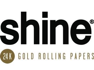 Χαρτάκια στριφτού shine 24K GOLD