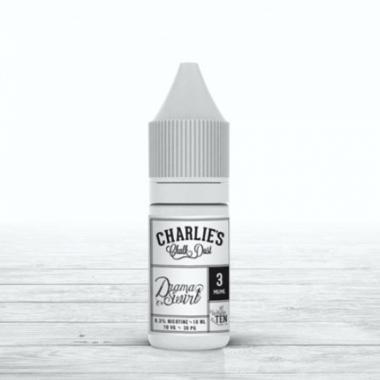 9666 - Charlies DRAMA SWIRL 10ml (ζύμη με βερίκοκο και κανέλα)