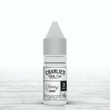 9665 - Charlies HONEY BADGER 10ml (καπνικό με μέλι)